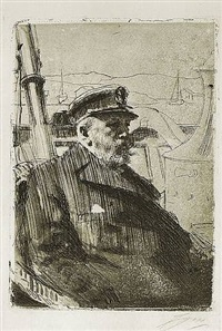king oscar ii by anders zorn