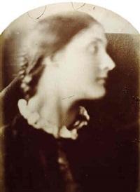 mrs. duckworth (julia jackson) by julia margaret cameron