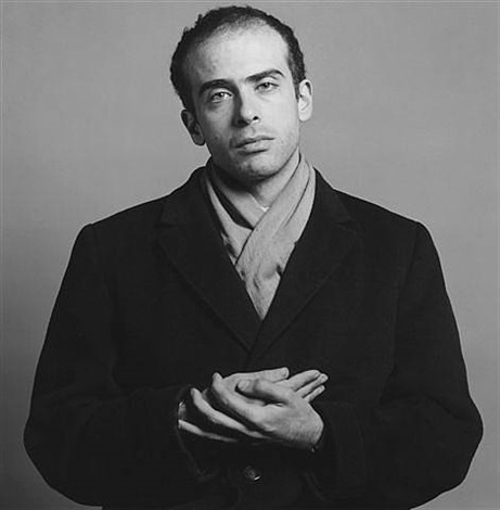 francesco clemente by robert mapplethorpe