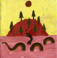 sea serpent by scott daniel ellison