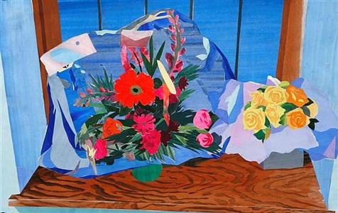 wetterling flowers by sebastian blanck