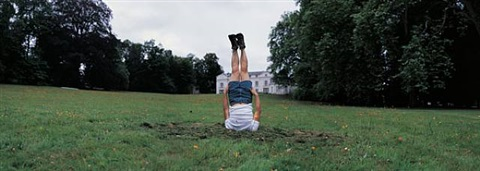 out of place by li wei