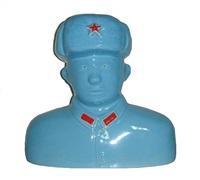 hero (blue - a cotton-padded cap 1-8) by shen jingdong