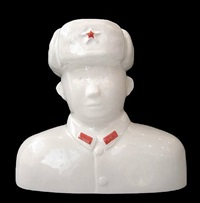 hero (white - a cotton-padded cap 4-8) by shen jingdong