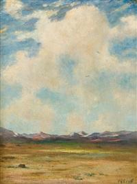 arizona desert by albert lorey groll