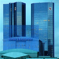 frankfurt zyklus iii, deutsche bank by verena guther