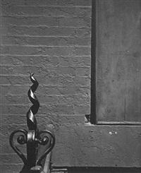 iron work (nyc) 1 by aaron siskind