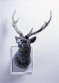 pixcell-deer#6 by kohei nawa