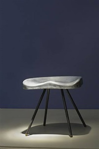 tabouret n°307 / taboret n°307 by jean prouvé
