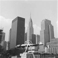 yoga wheel, new york, harper's bazaar by melvin sokolsky