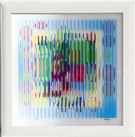 genetic memory by yaacov agam
