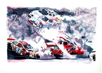 death of dale earnhardt ii by malcolm morley