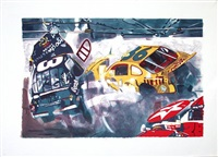 death of dale earnhardt i by malcolm morley