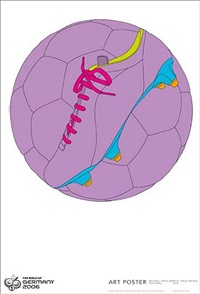foot-ball by michael craig-martin