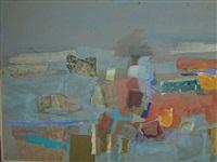 coast collage by joseph fiore