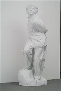 clothes vein study - bound slave by sui jianguo