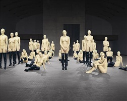 vb 45 (vb 45.107.dr) kunsthalle wien by vanessa beecroft