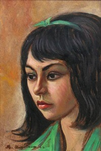 portrait by raúl anguiano