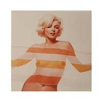 marilyn monroe : rhythm by bert stern