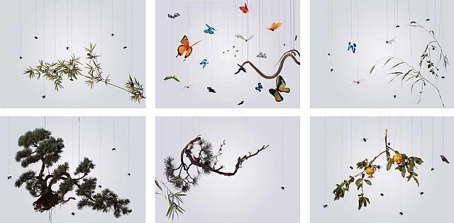 speak, memory series by hong lei