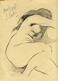 nude by stepan feodorovich kolesnikov