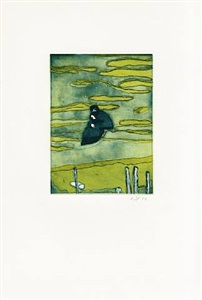 accrochage by peter doig