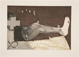 la cama by antoni tàpies