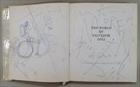 the world of salvatore dali by salvador dalí