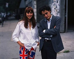 gabriel orozco and maria gutierrez, new york by thomas struth
