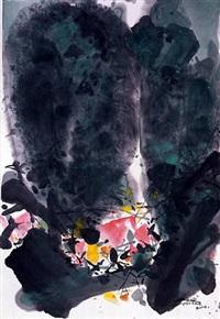 tri 08 n° 12 by chu teh-chun