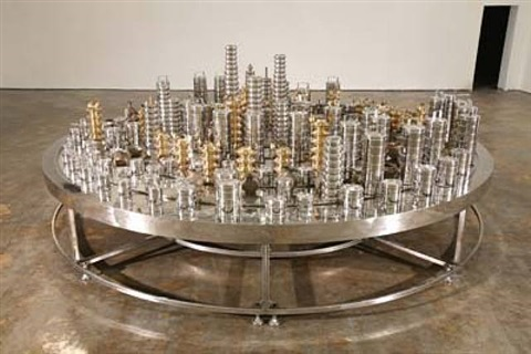 start.stop by subodh gupta