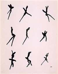 mouvements by henri michaux