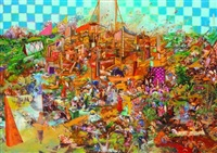 land of black gold by ali banisadr