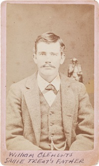 private william t. clements by mcarthur cullen ragsdale