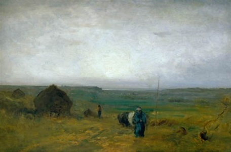 19th 20th century european and american masters by george inness