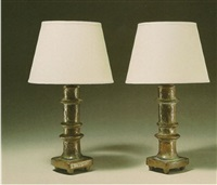 lamps by diego giacometti