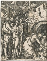 harrowing of hell (christ in limbo) by albrecht dürer