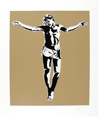 jesus by blek le rat