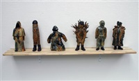 snipers (x5) by hesselholdt & mejlvang