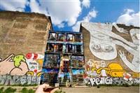 relocating home, berlin #1 by asya reznikov