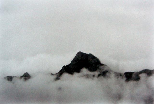 taishan mountain by hong lei