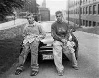 raymond and jeffery, fall river boys by richard renaldi