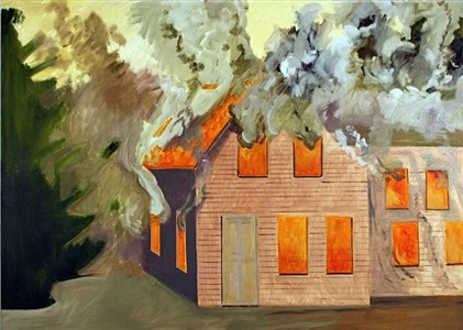 lois dodd fire by lois dodd