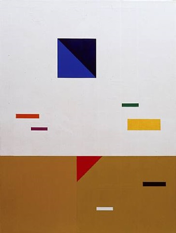 composition no. 212 by friedrich vordemberge-gildewart