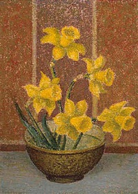 daffodils by emma fordyce macrae