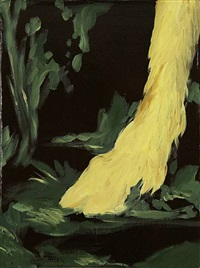 the cloven hoof in the woods by karen kilimnik