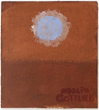untitled by adolph gottlieb