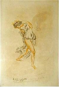 isadora duncan by émile antoine bourdelle