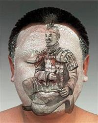 face 2 by huang yan