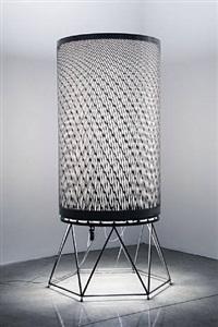 waterfall machine by olafur eliasson
